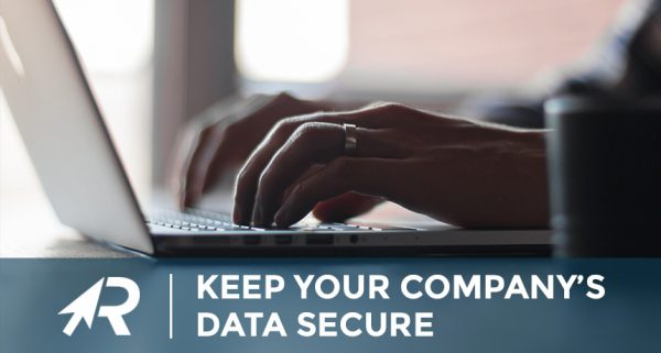ways to keep your companys data secure